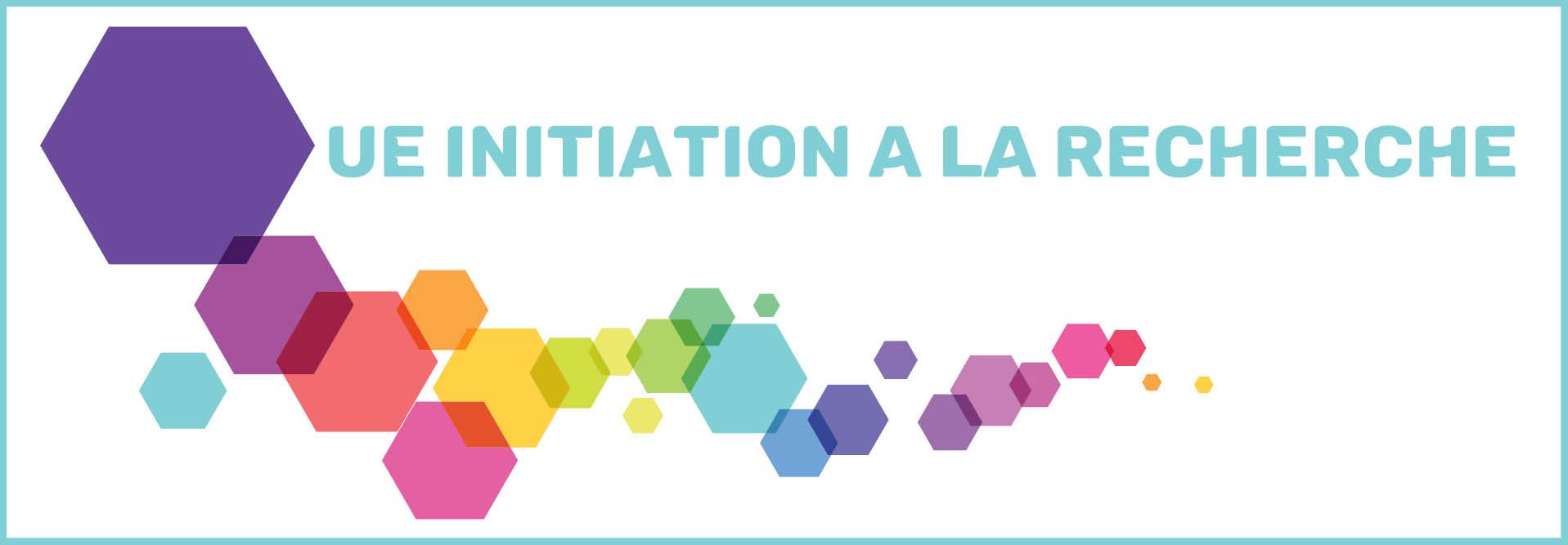 Logo UE Initiation recherche B