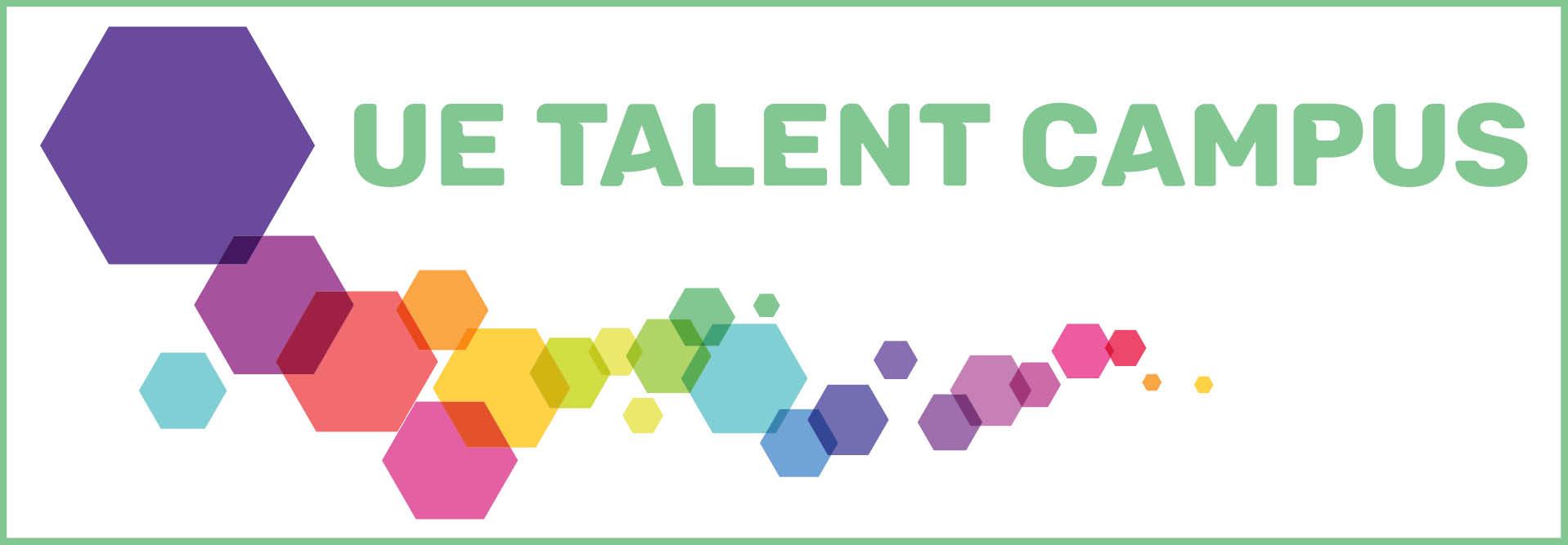 Logo UE Talent Campus B