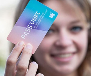 pass ubfc carte