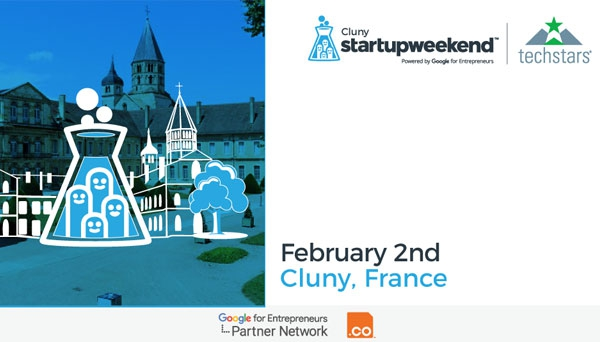 Startup Week-end à Cluny
