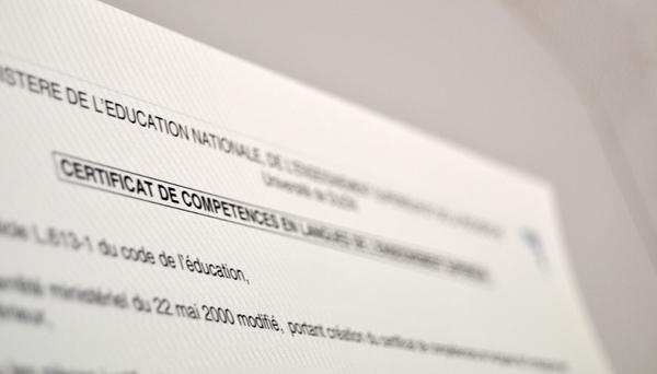 Préparez la Certification CLES en anglais de niveau B2