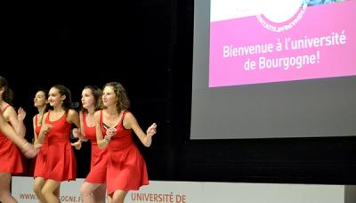 Retour en images sur les journées d'accueil des étudiants internationaux