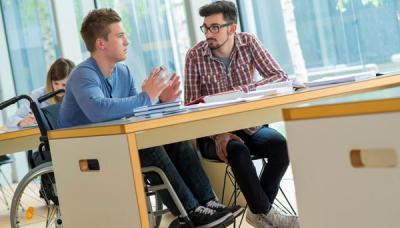 La mission Handicap de l'Université de Bourgogne recrute des étudiants