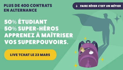 Disneyland Paris recrute plus de 400 contrats en alternance