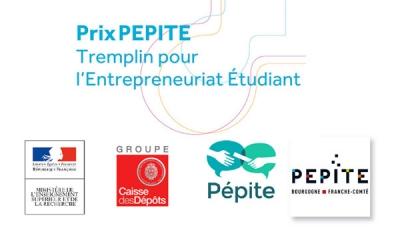 Prix PEPITE : Tremplin pour l'entrepreneuriat étudiant