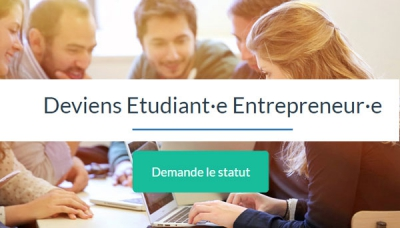 Candidatures au statut national d'étudiant-entrepreneur