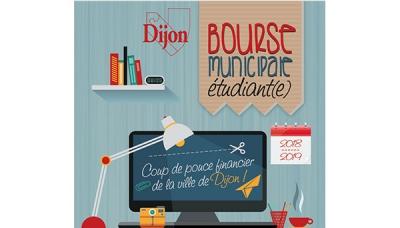 Profitez des bourses étudiant(e)s de la ville de Dijon