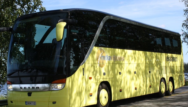 Comparateur de trajets de bus - Bus radar