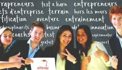 Suivez le programme des Entrepreneuriales et apprenez à monter votre boîte