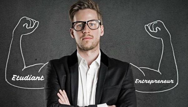 Envie de monter ta boîte ? Deviens étudiant.e entrepreneur.e !