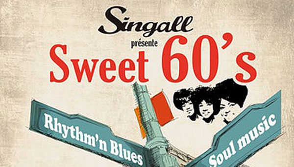 Spectacle Sweet sixties - Singall