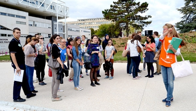 Recrutement de tuteurs pour les journées d'accueil des étudiants internationaux