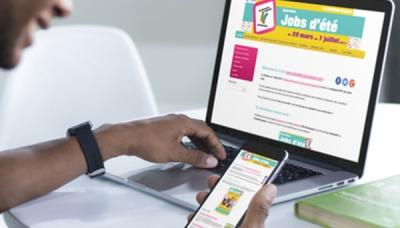 Trouvez un job étudiant pour cet été !