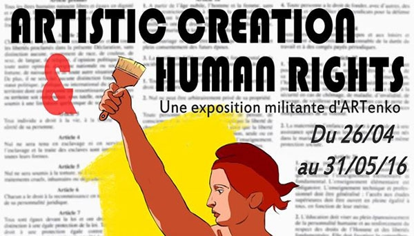 Artistic creation & human rights