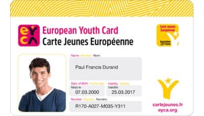 La Carte Jeunes Européenne ? Des bons plans en mouvement !