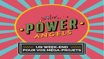 Étudiant.e.s, participez au Power Angels : un week-end pour vos méga projets
