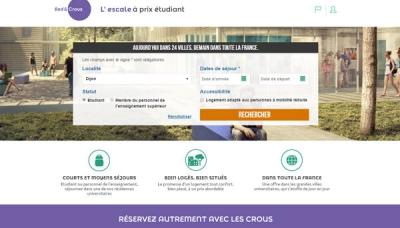 Bed & Crous : des logements à petit prix et à la nuitée pour les étudiants