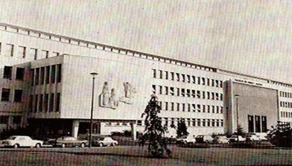L'uB dans les années 60