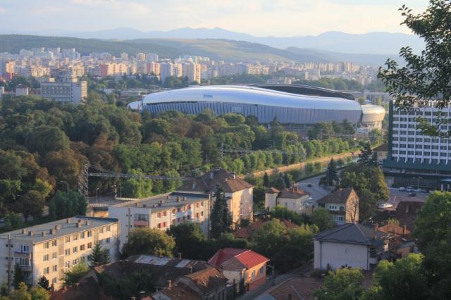 Cluj Napoca.Stadion.Manastur.Apuseni