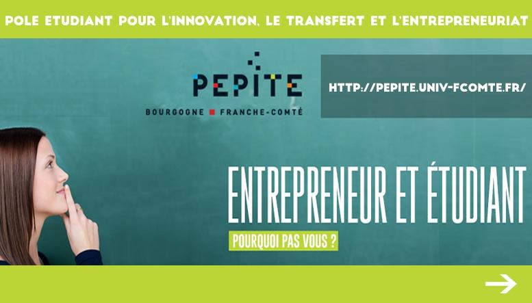 PEPITE / Entrepreneuriat étudiant