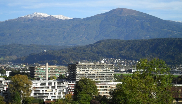 L'université d'Innsbruck (Autriche) - Creative Commons