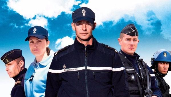 Rejoignez la Gendarmerie