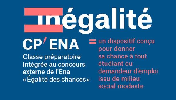 Préparez le concours d'entrée à l'ENA