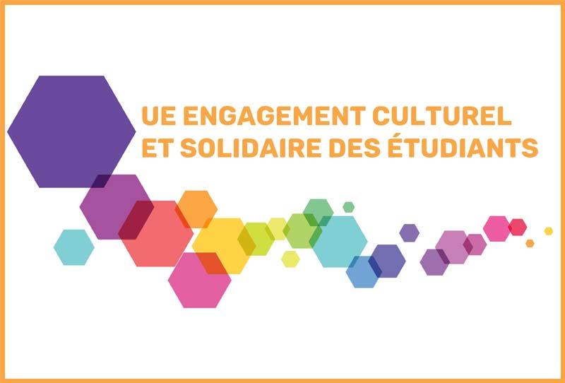 UE Engagement culturel et solidaire des étudiants