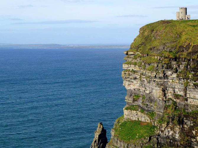 Cliffs of Moher.