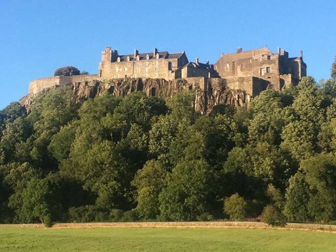 Stirling en Écosse.